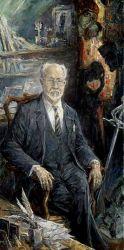 Portrait de Vladimir Volkoff