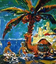 The Palm-Tree