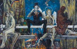 Exposition Sergei Chepik 2019