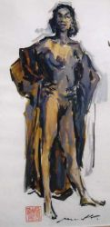 African Nude