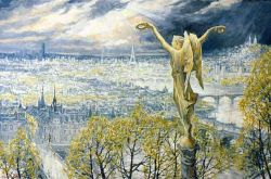 The Châtelet Angel