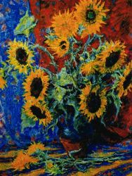 The SUnflowers from Arles