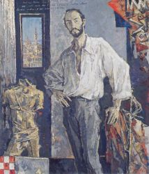 Portrait de Frédéric Plantard