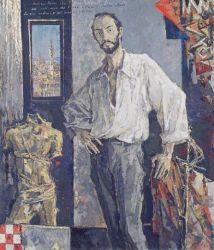 Portrait of Frédéric Plantard