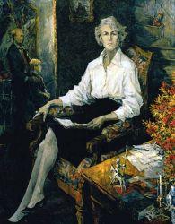 Portrait de Ann Callender-Barker