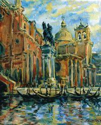 Venice, Colleone